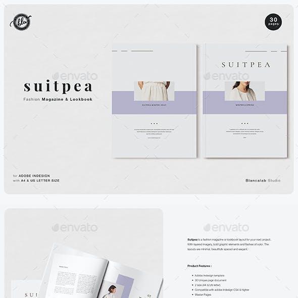 Suitpea Fashion Magazine