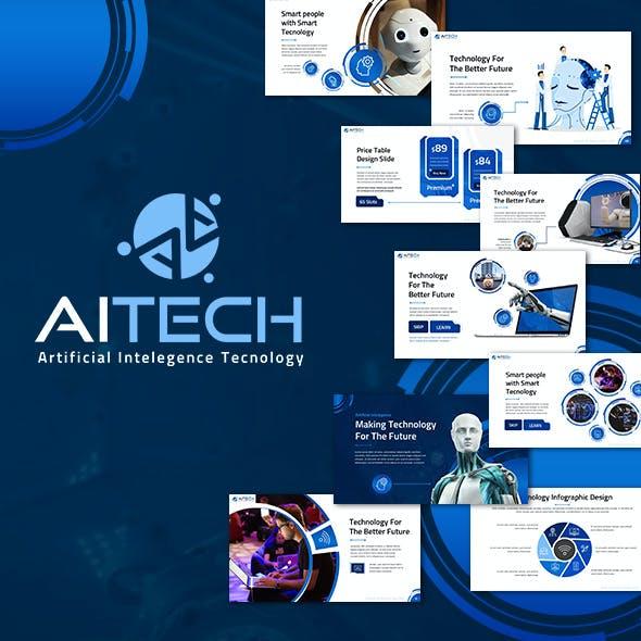 AITech Keynote Template