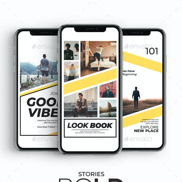 Stories Bold Part 2