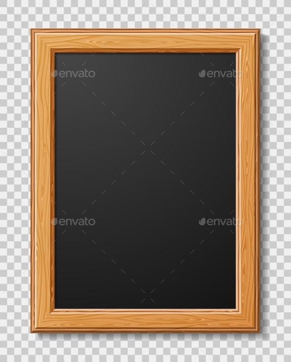 Photo Frame Mockup - Borders Decorative