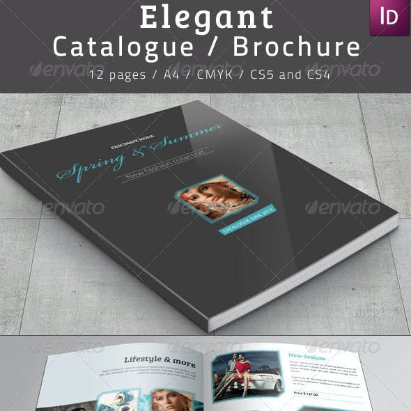 Elegant Catalogue / Brochure