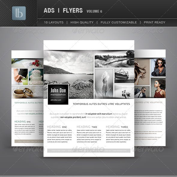 Ads | Business Flyers | Volume 6
