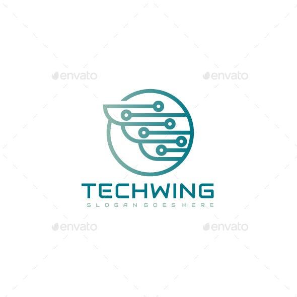 Tech Wing Logo
