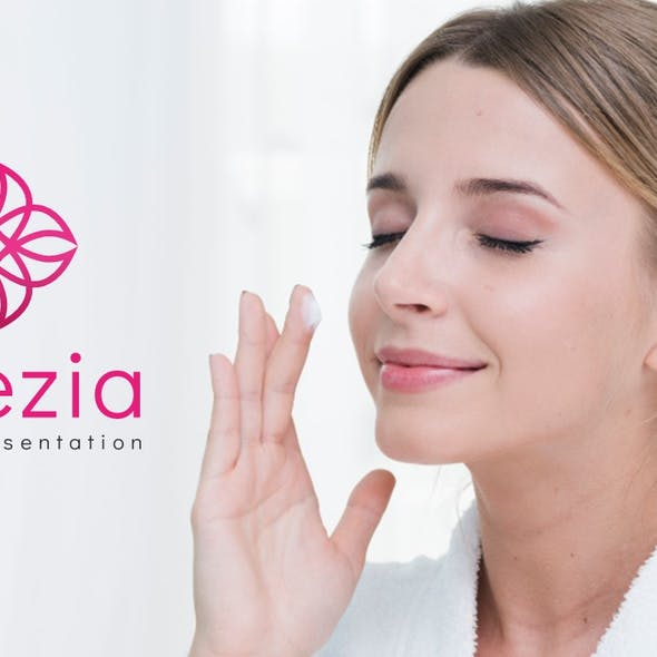 Belezia Beauty Presentation Template