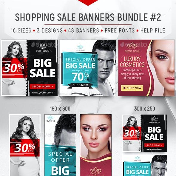 Sale Banners Bundle #2