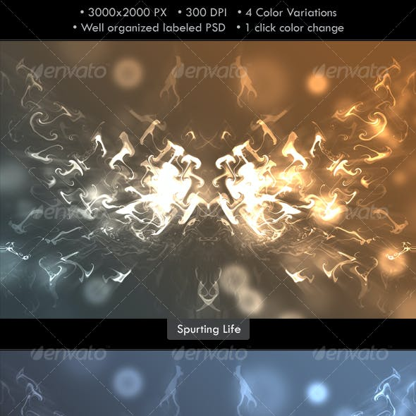 Abstract Energy Burst Background
