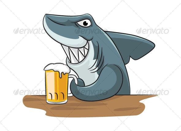 Shark  - Animals Characters