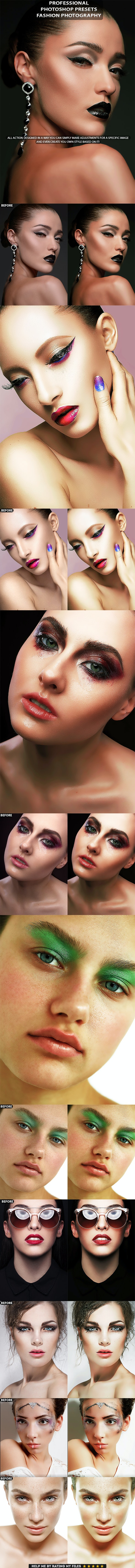 Easy Skin Effect Photoshop - Photo Effects Actions
