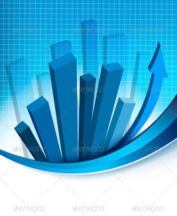 Business elegant abstract background. - Concepts Business
