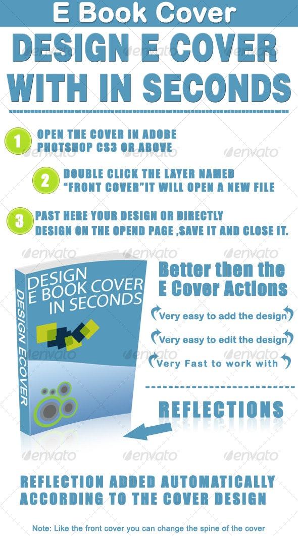 Design E Book Cover in Seconds - Miscellaneous Print Templates