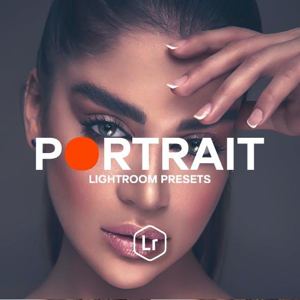 30 PRO Portrait Lightroom Presets