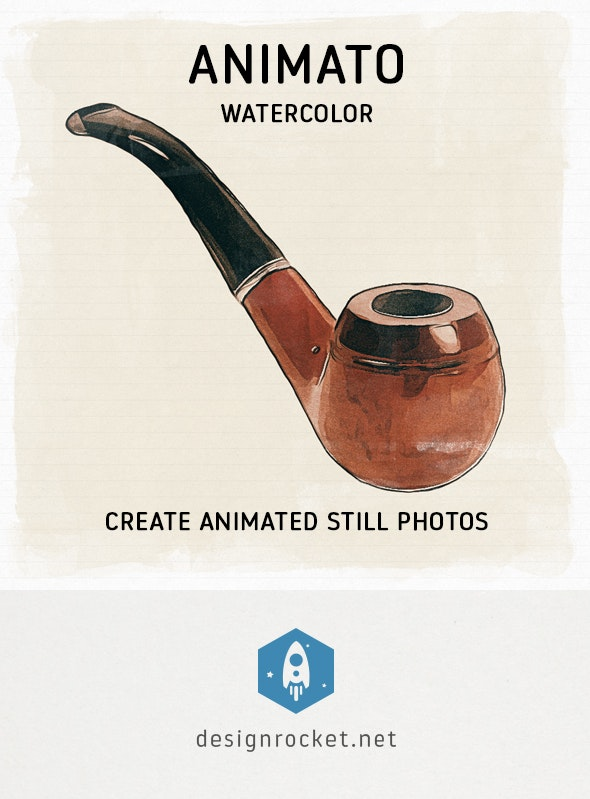 ANIMATO - Animated Watercolor Effect