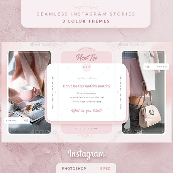 Seamless Instagram Stories