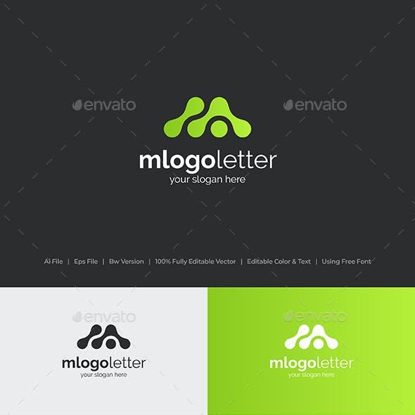 LETTER M LOGO / WORDMARK