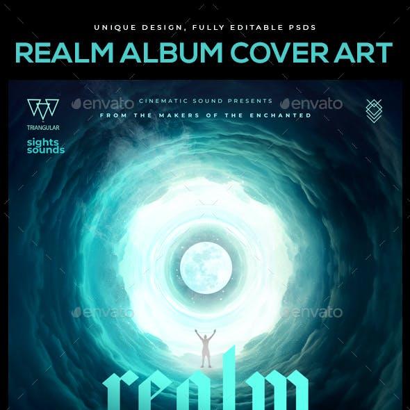 Realm Album Cover Art