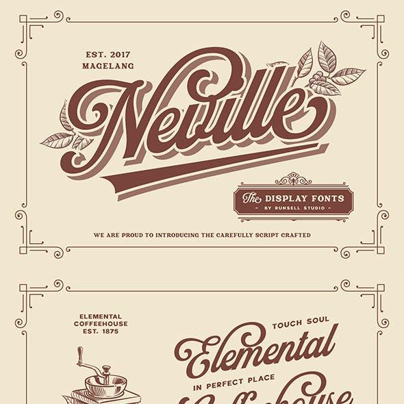 Neville Font