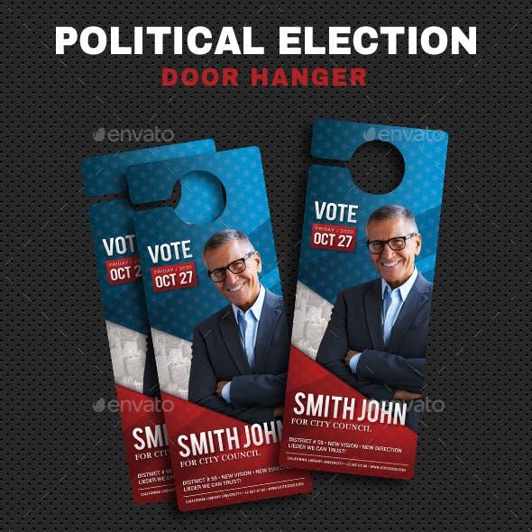 Political Election Hanger v4