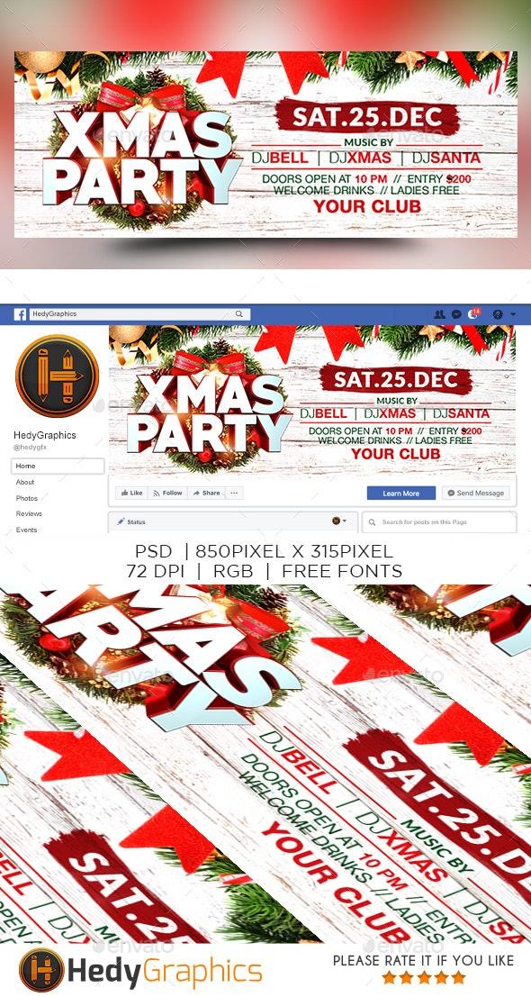 Christmas Facebook Timeline - Facebook Timeline Covers Social Media