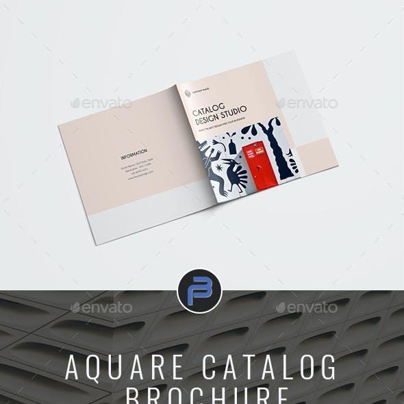 Square Catalog Brochure