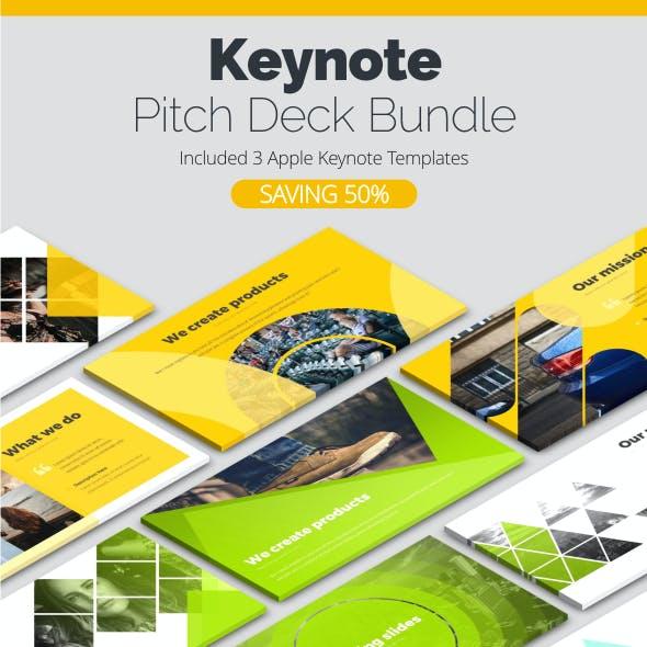 Keynote Business Bundle