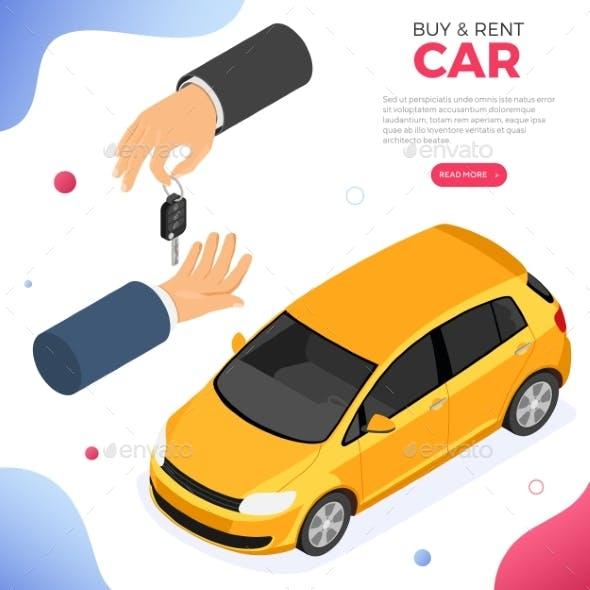 Purchase Car Sharing or Rental Car