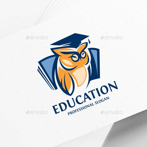 Education Owl Logo