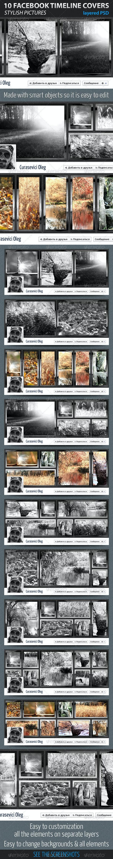 10 Facebook Timeline Covers - Facebook Timeline Covers Social Media
