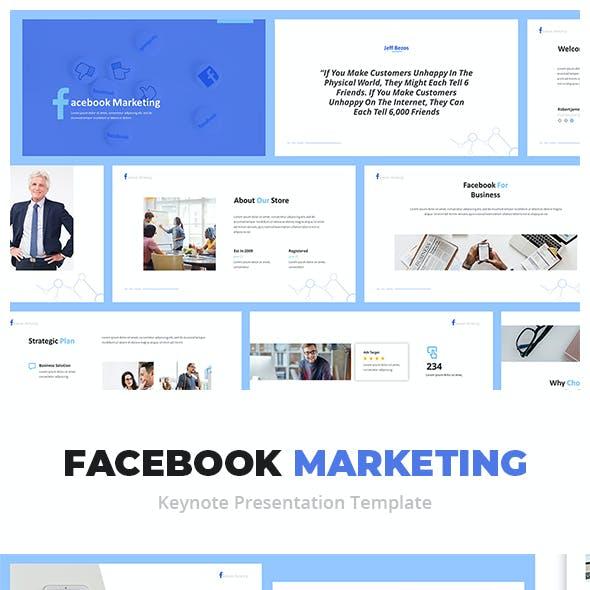 Facebook Marketing Keynote Presentation