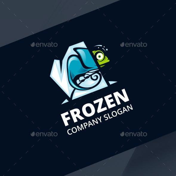 Frozen Chameleon