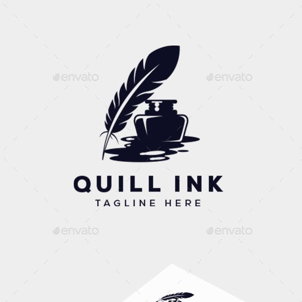 Quill Ink Logo