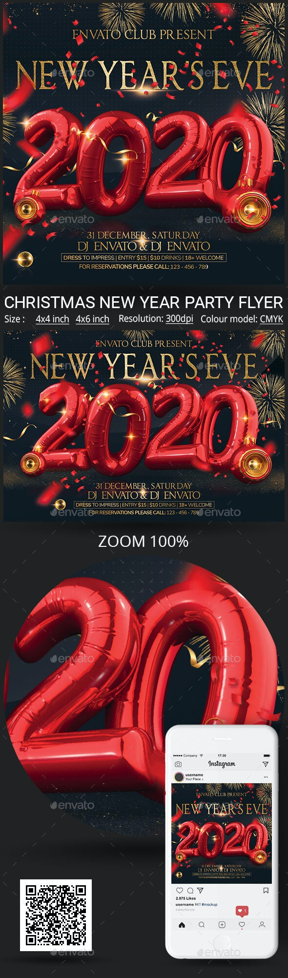 2020 New Year - Clubs & Parties Events