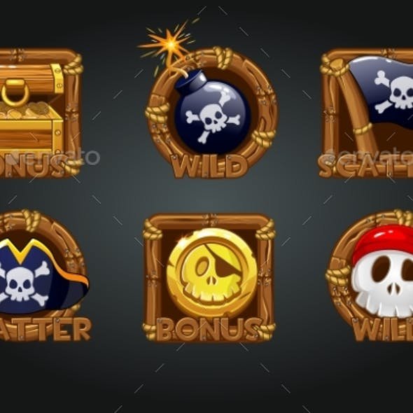 Slots Graphics Designs Templates From Graphicriver