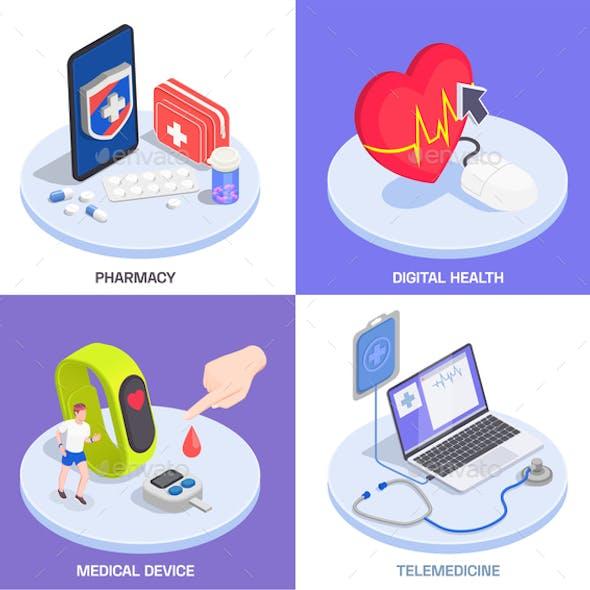Digital Health Design Concept