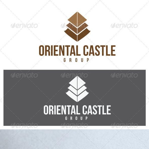 Oriental Castle Logo