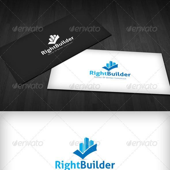 Right Builder Logo
