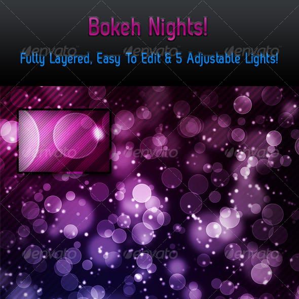 Bokeh Nights