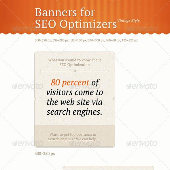 SEO Banners