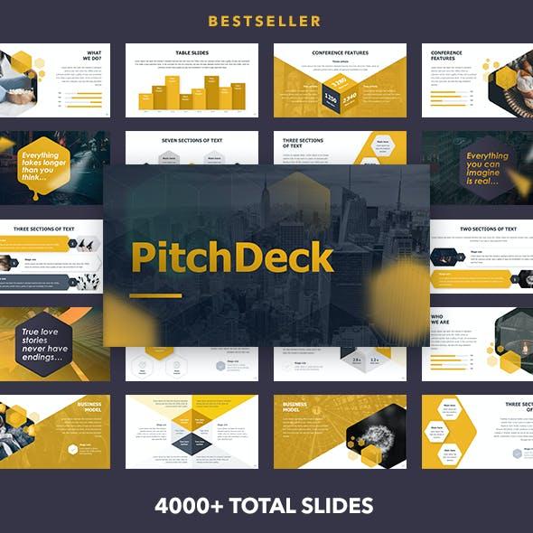 Pitch Deck Keynote