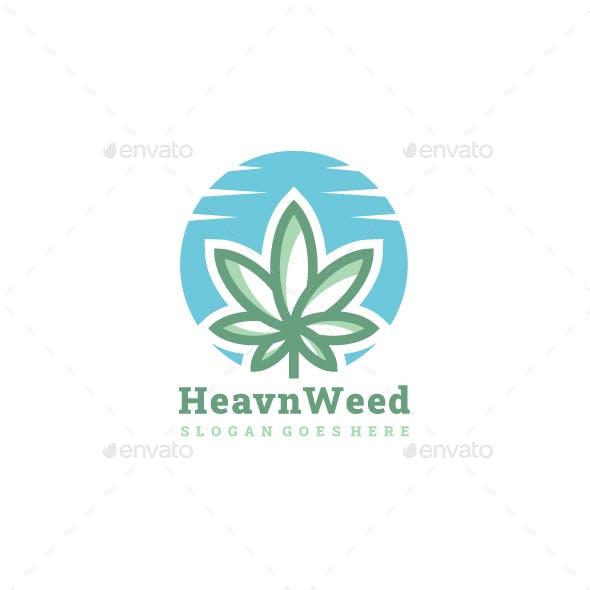 Heaven Weed Logo
