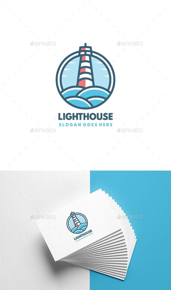 Lighthouse Logo - Abstract Logo Templates