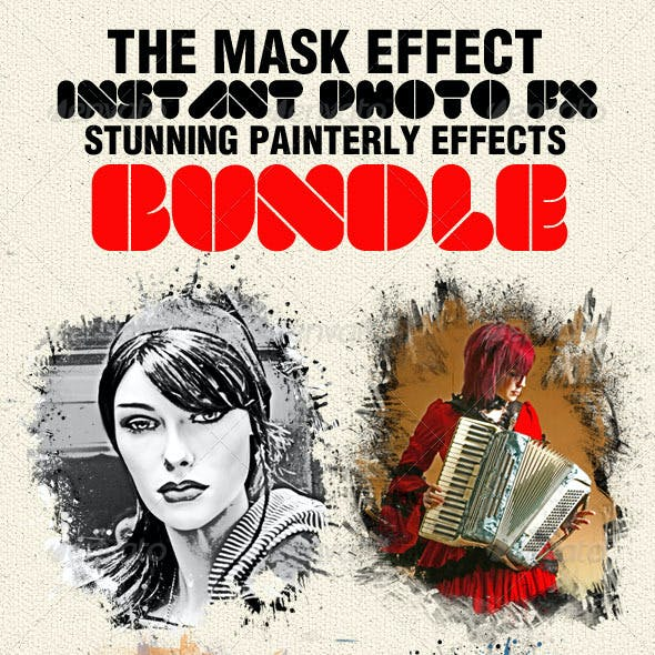 Photo-Fx-Auto Mask - Premium Bundle
