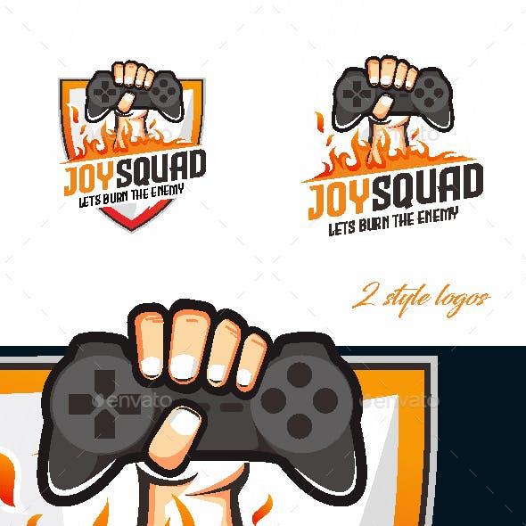 Joy Squad Esport Logo
