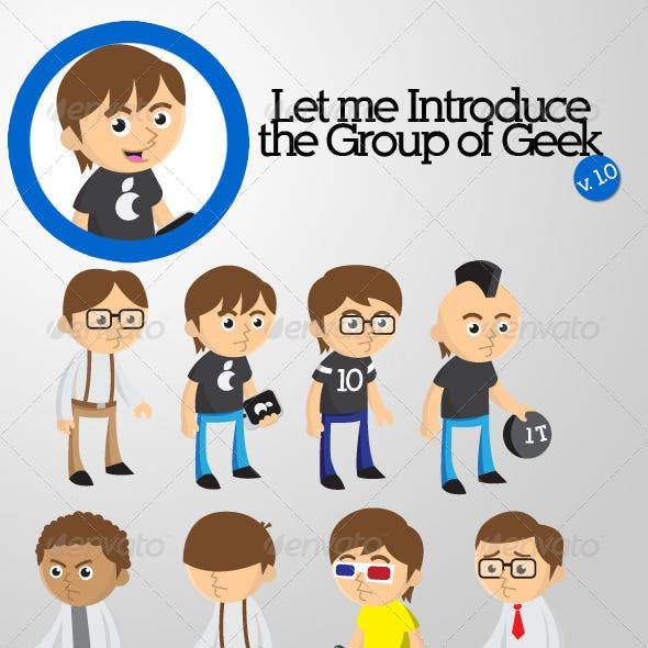Group of Geek