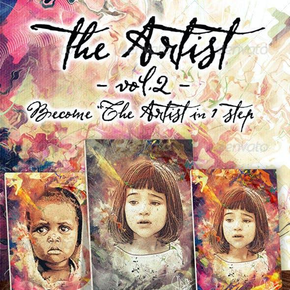 The Artist - Volume2