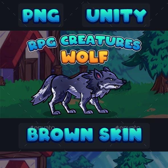 RPG Creatures - Wolf