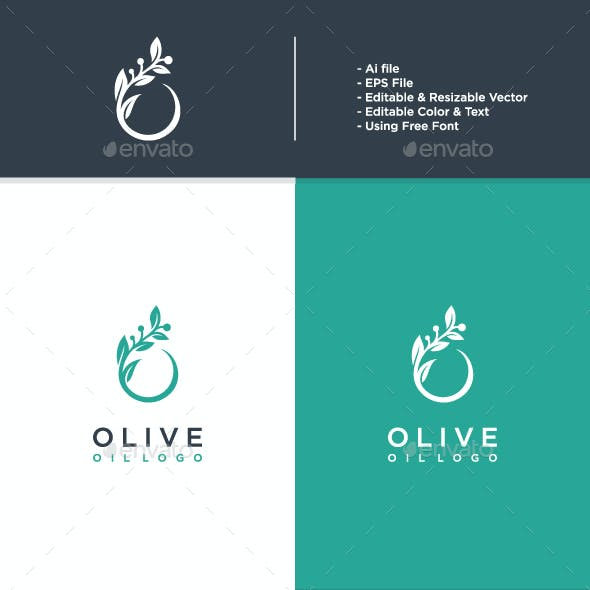Olive Oil Beauty Logo