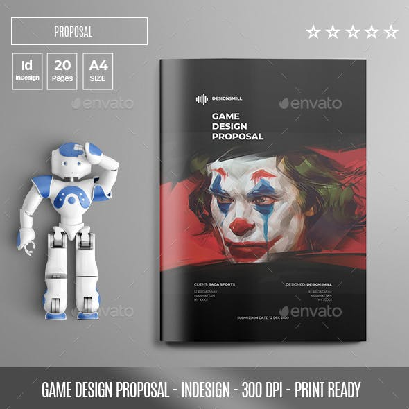 Proposal for Game Design