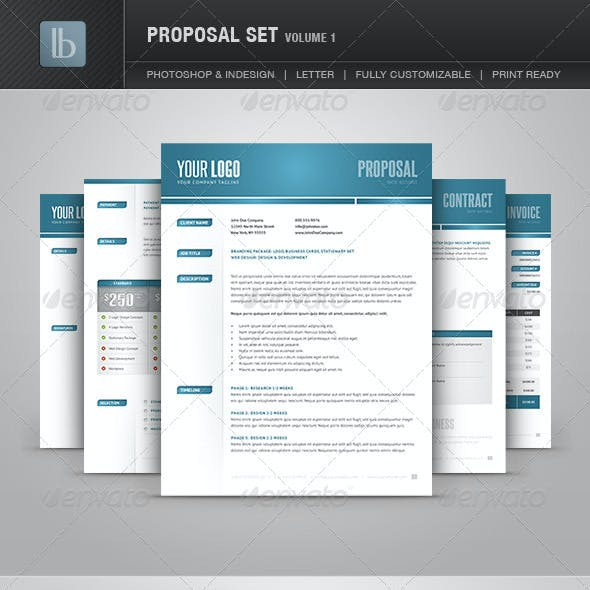 Proposal Set | Volume 1