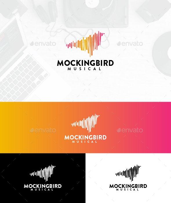 Mockingbird Musical - Animals Logo Templates