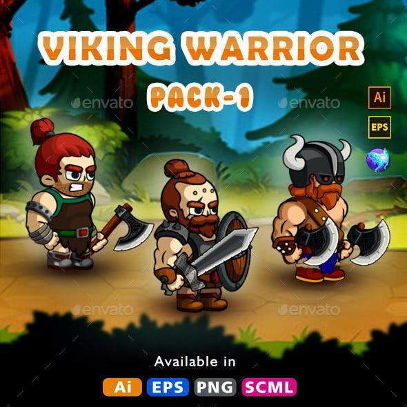 Viking Warriors Pack-1